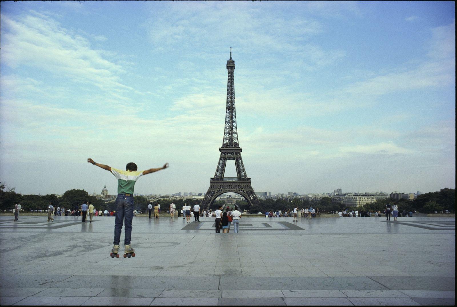 Vom Hassobjekt zum Stolz der Stadt: Der Eiffelturm