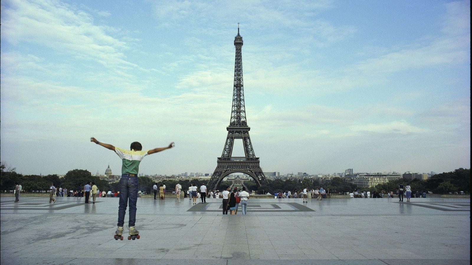 Place du Trocadero in Paris