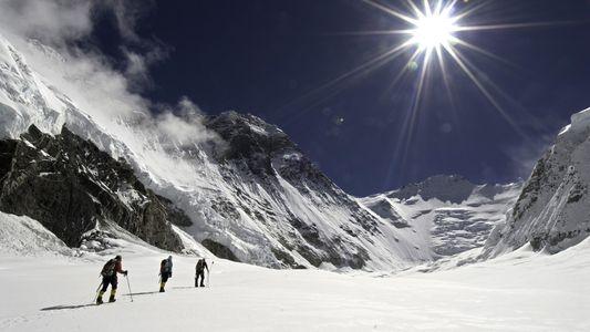 Rettung auf den höchsten Gipfeln der Welt