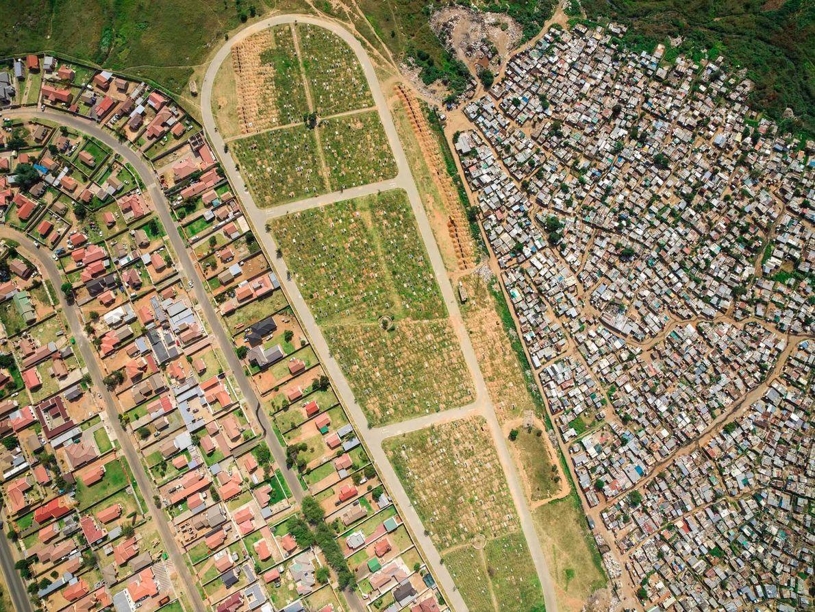 Mooifontein-Friedhof