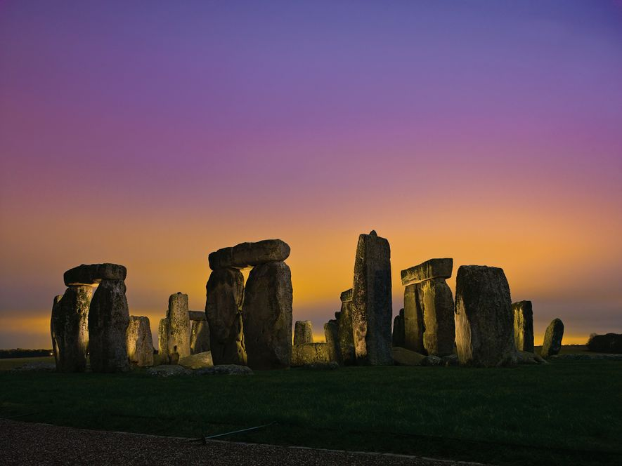 Hightech-Kartierung enthüllt verborgene Monumente unter Stonehenge