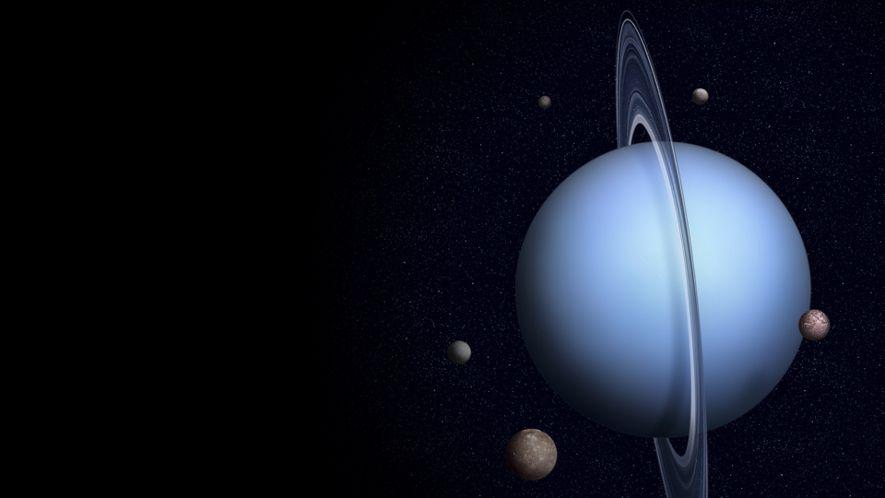 Wie viele Monde haben unsere Planeten?