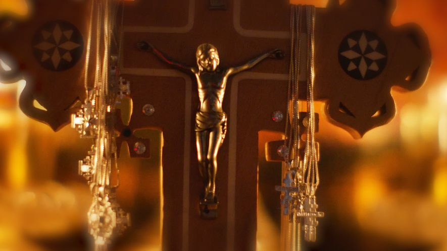 Das Grab von Jesus