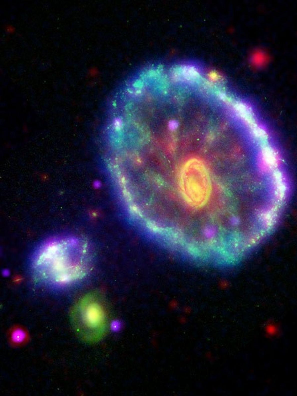 Wagenradgalaxie