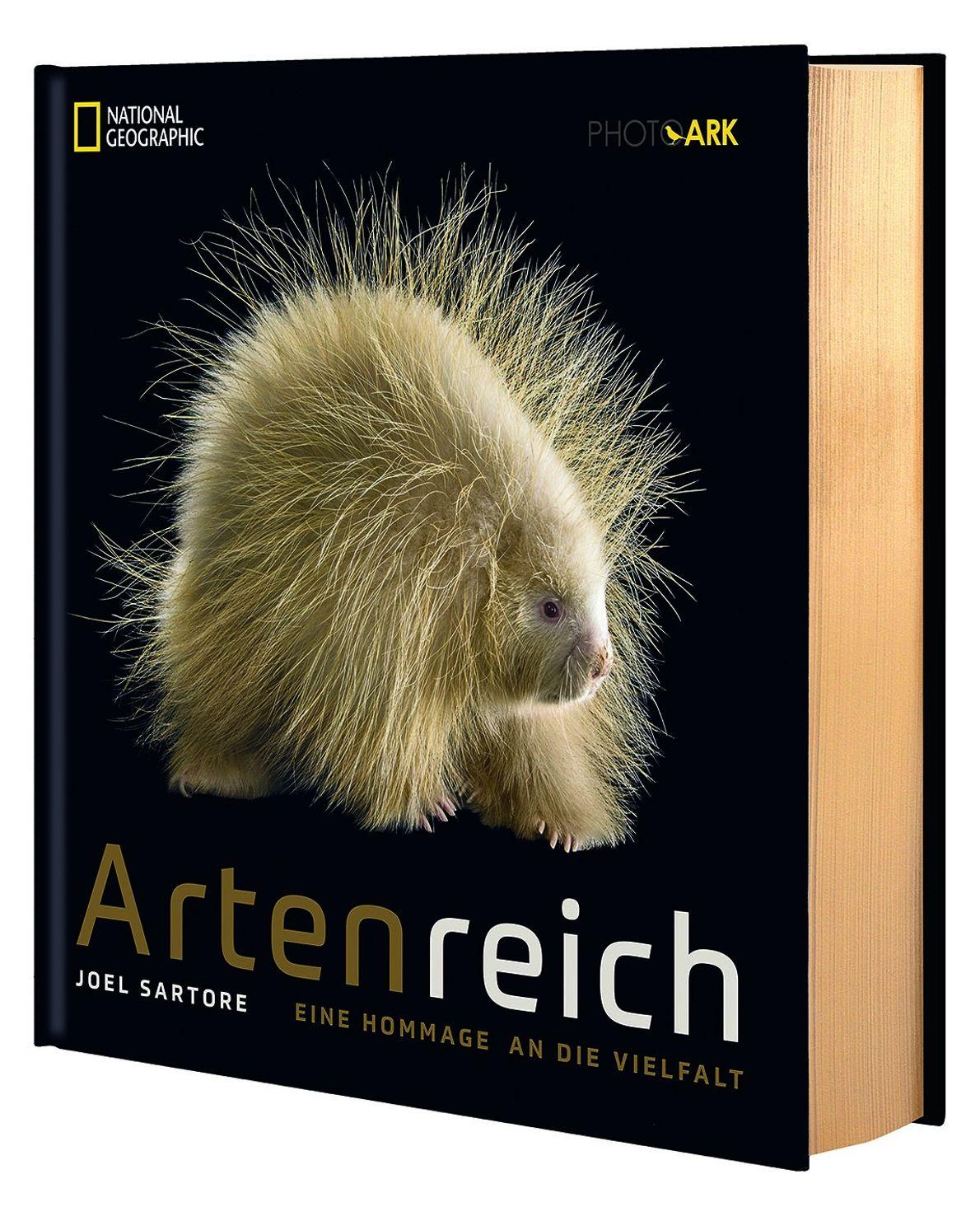 """Bildband Tiere: """"Artenreich. Eine Hommage an die Vielfalt."""""""