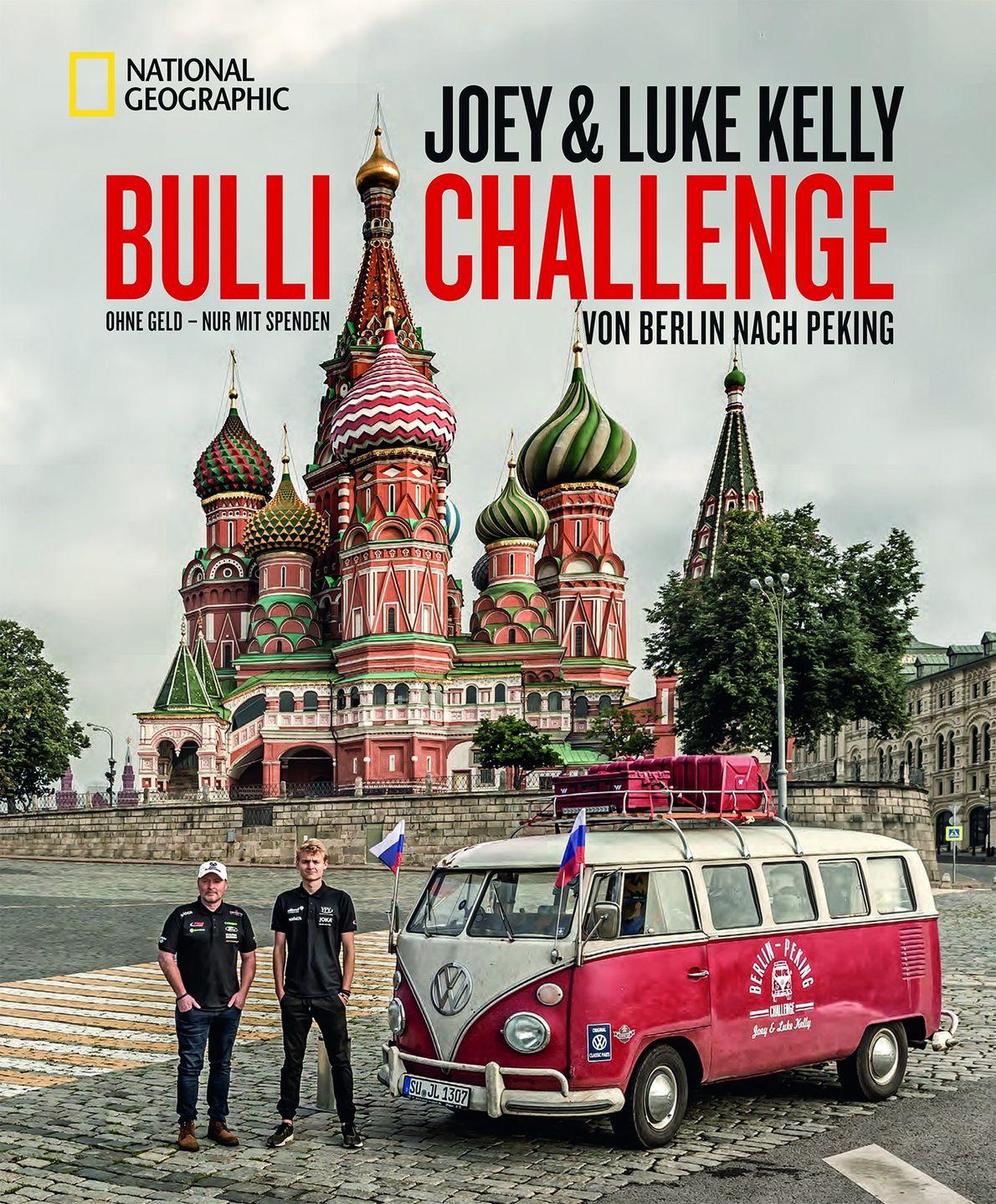Bulli-Challenge – Von Berlin nach Peking