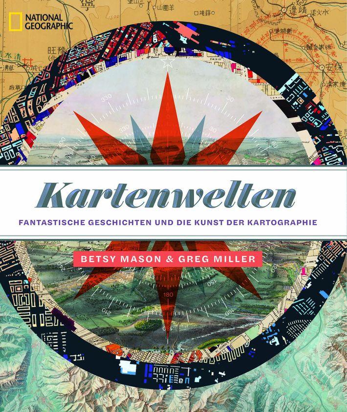 """""""Kartenwelten"""", NG Buchverlag"""