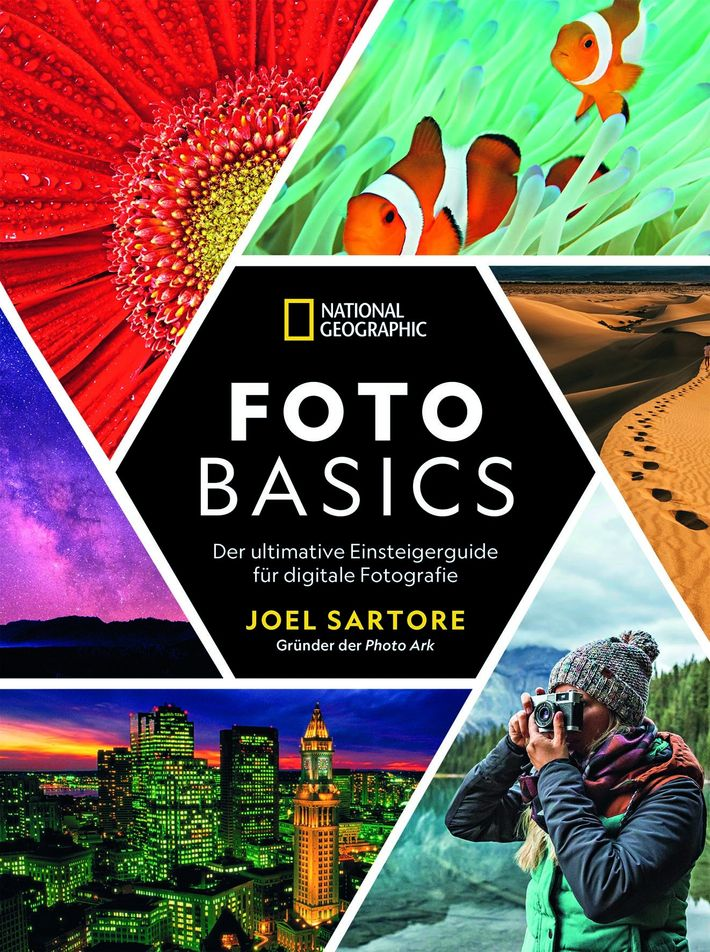Foto Basics | Der ultimative Einsteigerguide für digitale Fotografie