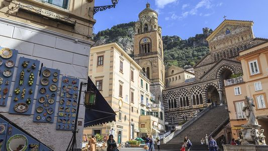 Paradies am Mittelmeer: Italiens bezaubernde Amalfiküste