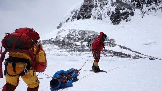 Gefährliche Rettung auf dem Everest