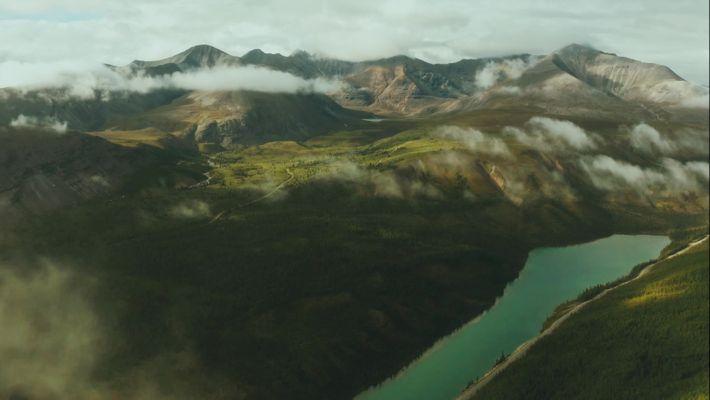 British Columbia: Die Macht der Berge