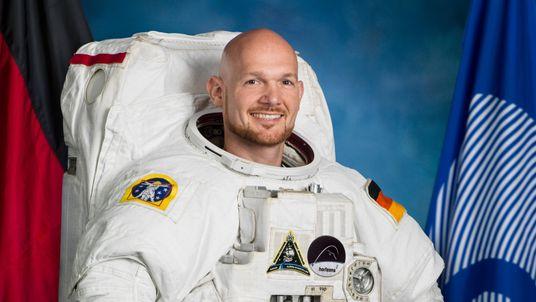 Sechs Monate im All: Alexander Gerst startet zur ISS