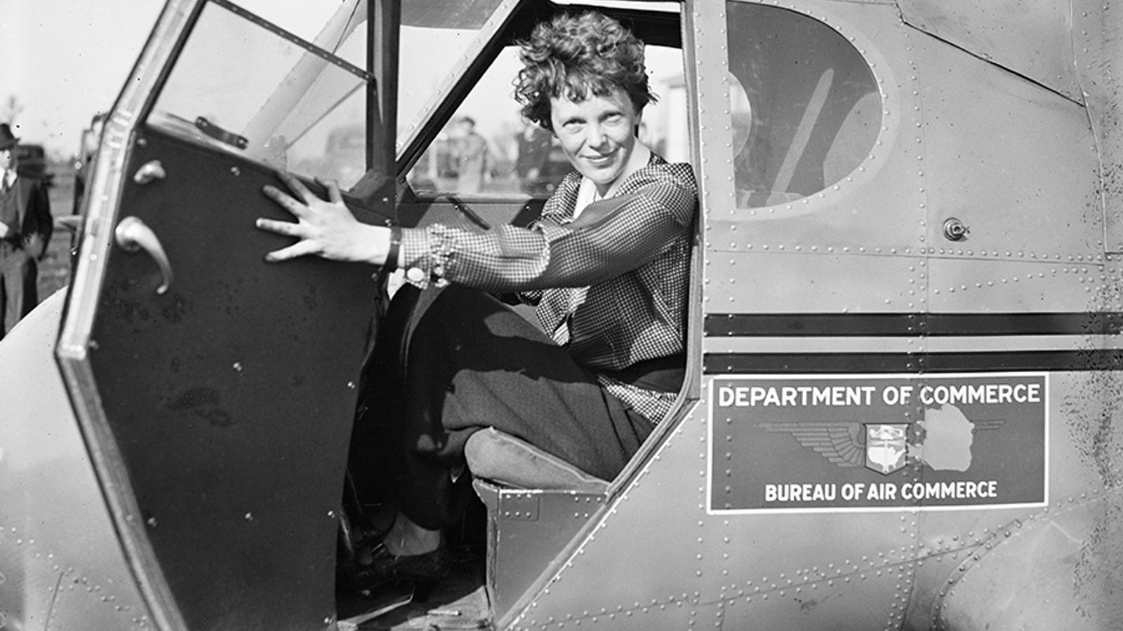 """""""Amelia Earhart – Suche nach einer Legende"""""""