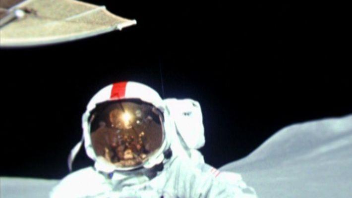 """Apollo 11: """"Der Adler ist gelandet."""""""