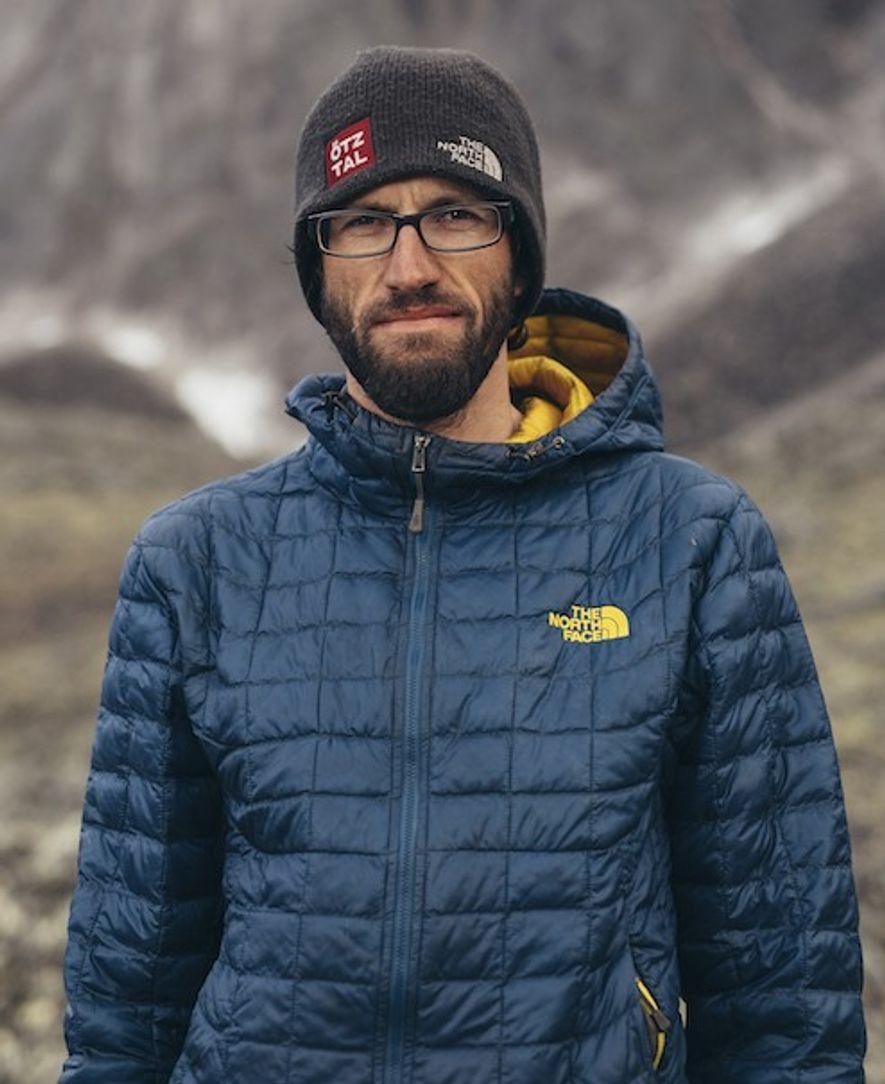 Mit nur 35 Jahren verunglückter der österreichische Profibergsteiger Hansjörg Auer in Kanada in einer Lawine.