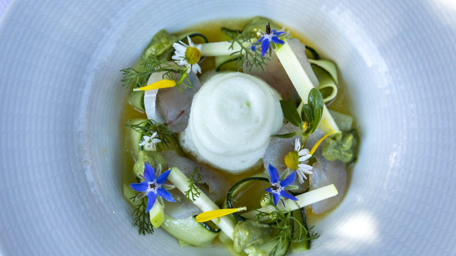 In Mád kreiert Chefkoch Gábor Horváth in seinem Restaurant Gusteau Gerichte, die perfekt zu den süffigen ...
