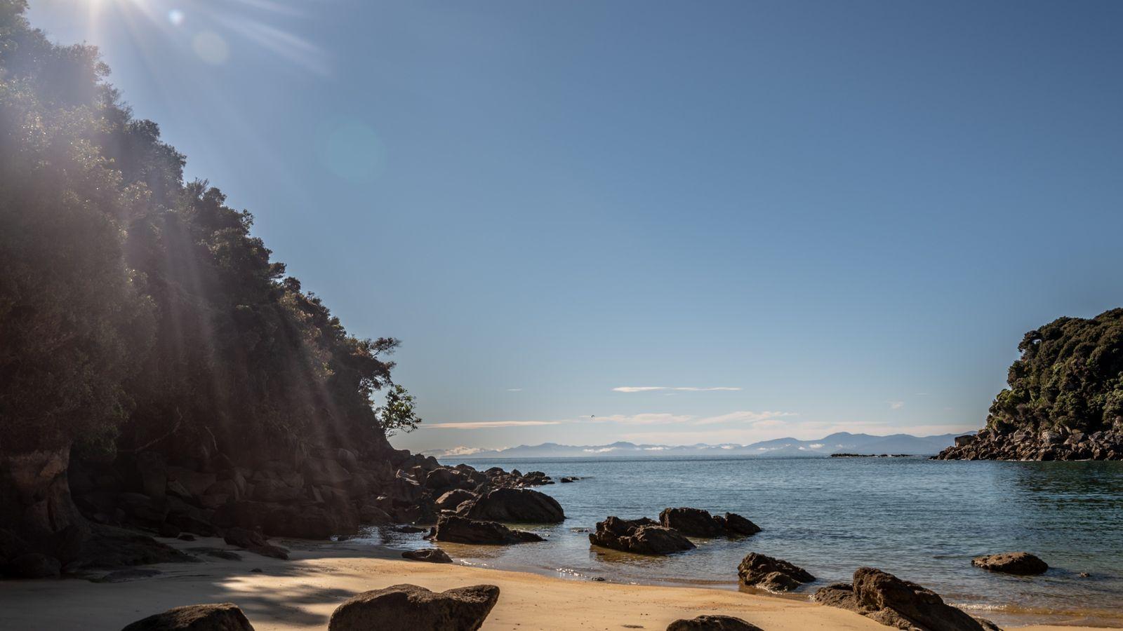 Abel-Tasman-Nationalpark.