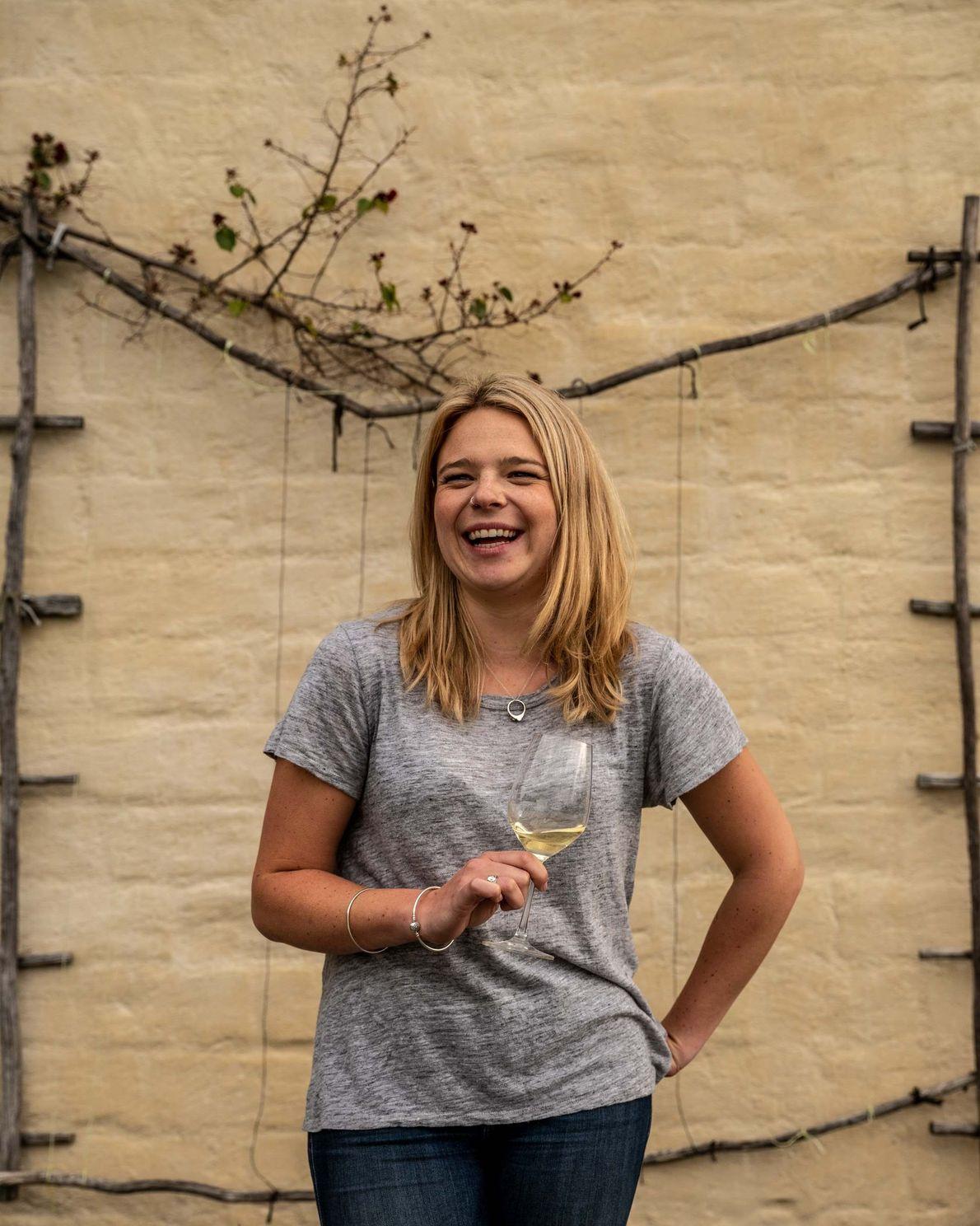 Rosie Finn ist die Markenbetreuerin des Weinguts Neudorf, einem von vielen in Nelsons exklusiver Weinregion. Das ...
