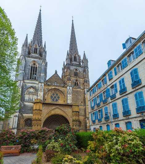 Kathedrale Sainte-Marie in Bayonne