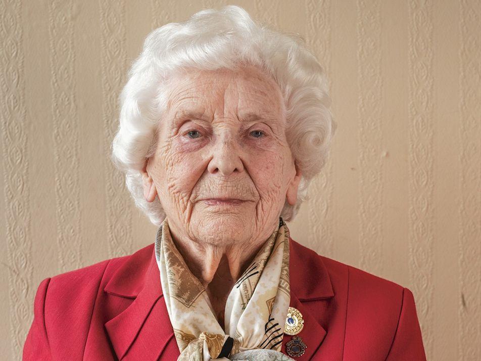 Die letzten Stimmen des Zweiten Weltkriegs:  Betty Webb