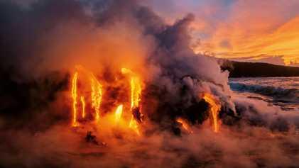 Im Lava-Labyrinth von Hawaii