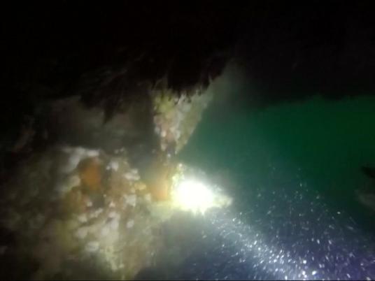 Gesunkenes deutsches U-Boot aus Erstem Weltkrieg entdeckt