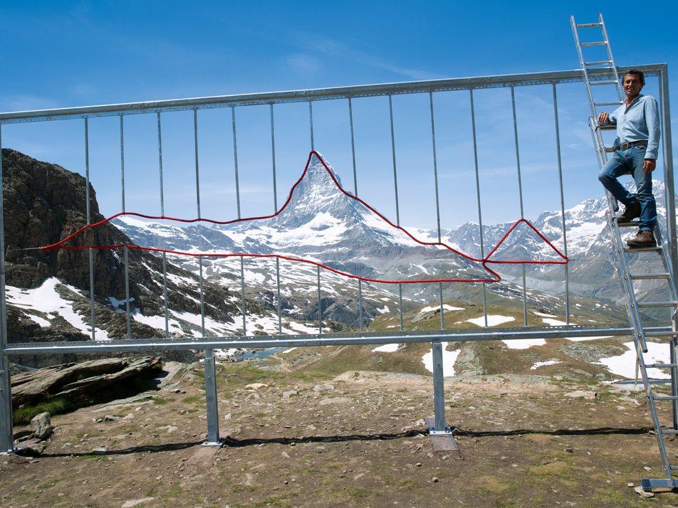 Galerie: Das Matterhorn – vollgestopft mit Plastik