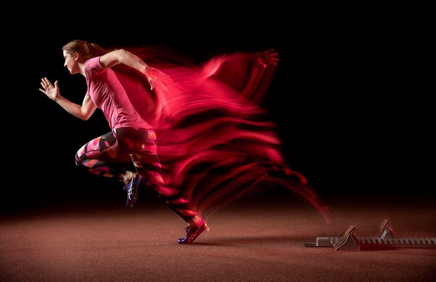 Der Sportfotograf Samo Vidic erstellte einen einer professionellen Kampagne würdigen Bewegungsunschärfe-Effekt mit einem unerwarteten Werkzeug: einem ...