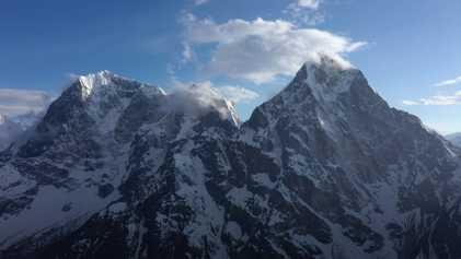 Wie erstellt man eine virtuelle Rekonstruktion des Everest-Basislagers?