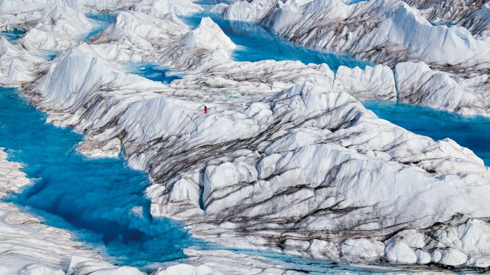 Klimawandel, Grönland