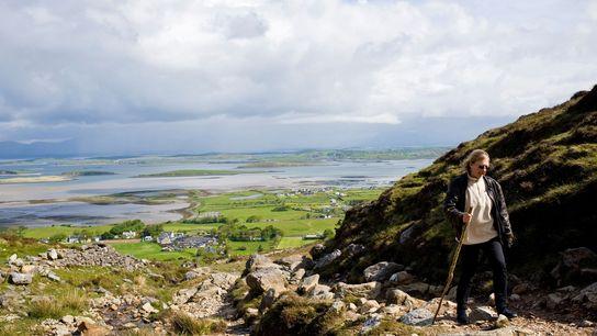 Spiritual Hikes, Croagh Patrick, Irland
