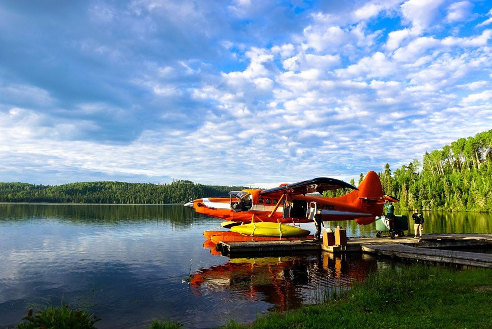Otter Floatplane
