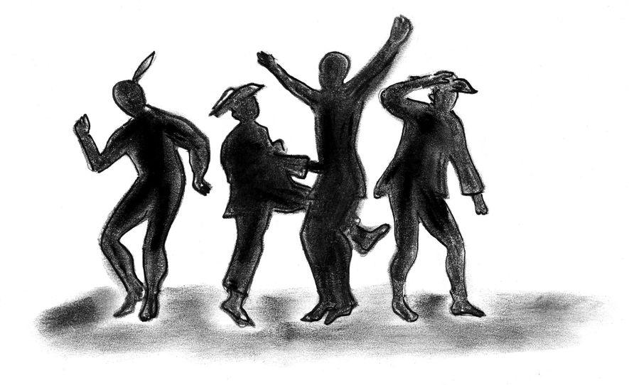 Zeichnung von Robert Krulwich