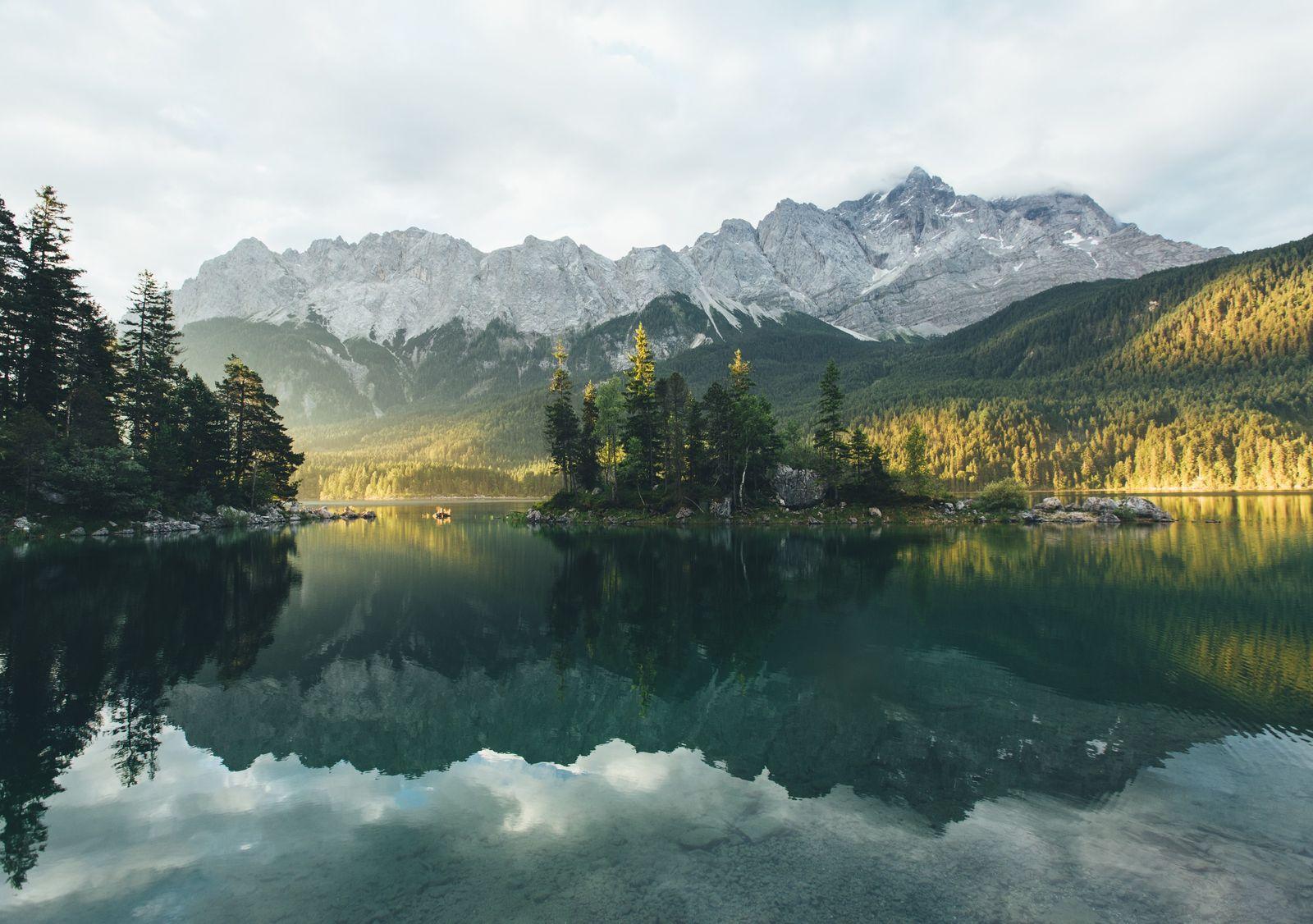 Atemberaubende Ausflugsorte in Europa und Deutschland