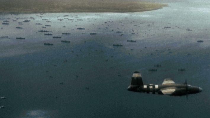 Die Landung in der Normandie 1944