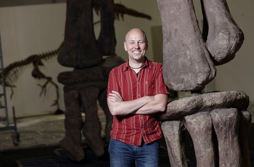 Der Wirbeltierpaläontologe Bernd Herkner ist seit Juni Direktor des Naturhistorischen Museums Mainz. Zuvor leitete er jahrelang ...