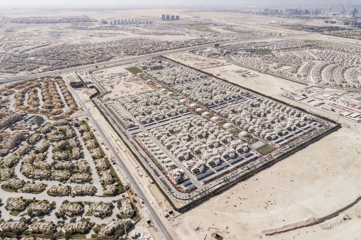 Sustainable City in Dubai