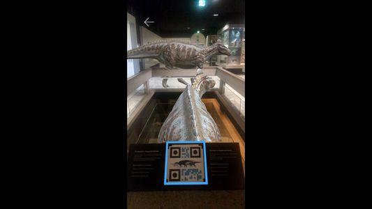 Edmontosaurus erwacht zum Leben