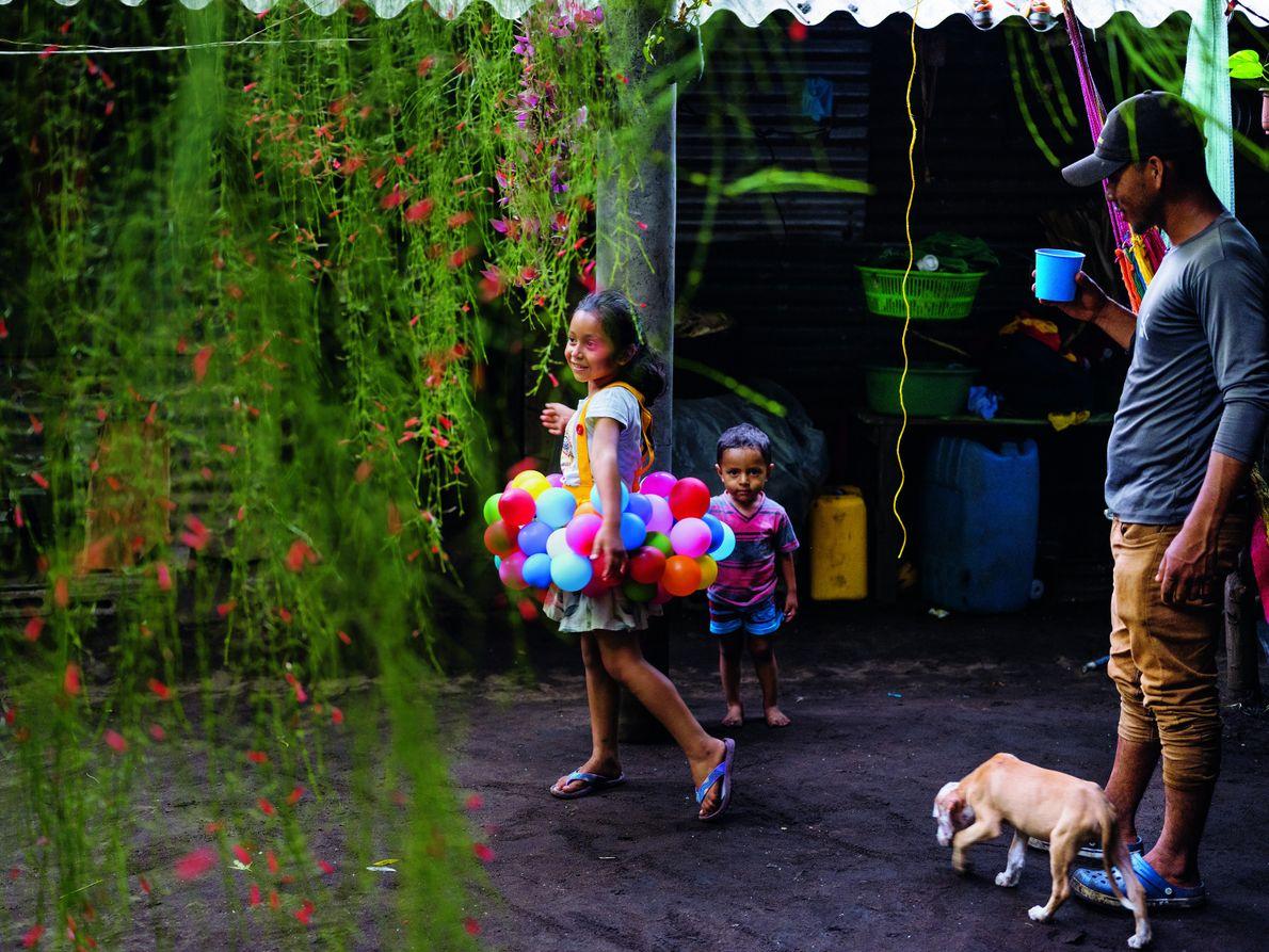El Salvador, Banden