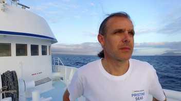 National Geographic Explorer: Enric Sala