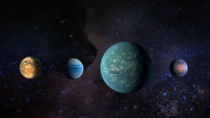 Wissen kompakt: Exoplaneten