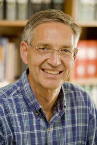 Prof. Franz J. Conraths leitet das Institut für Epidemiologie am Friedrich-Loeffler-Institut in Greifswald.