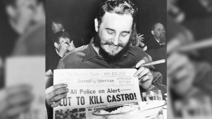 6 Fakten zu Fidel Castro