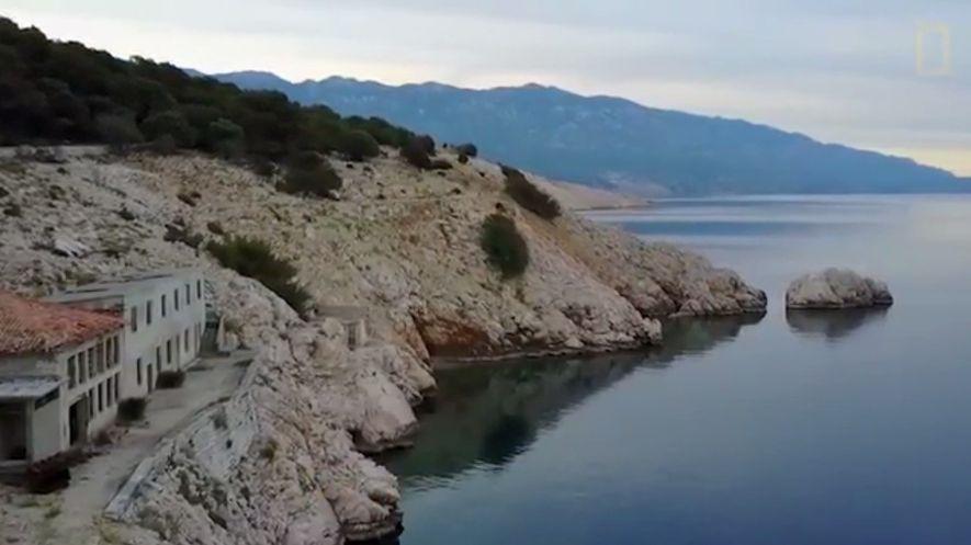 Bewegende Einblicke in Kroatiens vergessene Gefängnisinsel