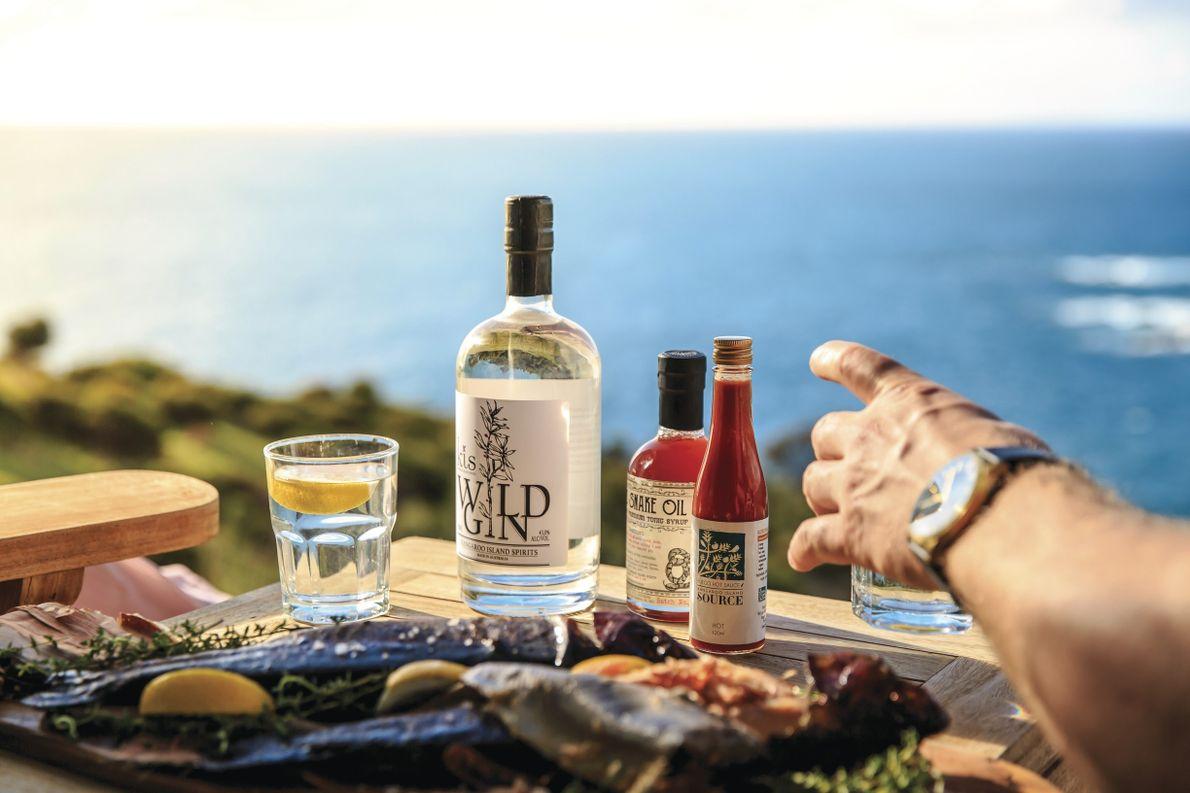 Genießt lokale Produkte auf Kangaroo Island!