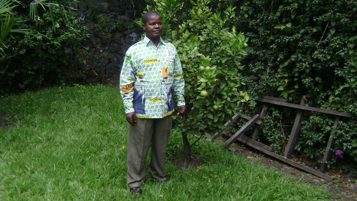 Biologe Claude Sikubwabo