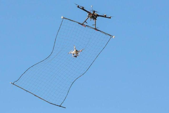 unbemannte Drohne