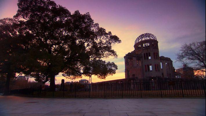 Hiroshima: Damals und heute