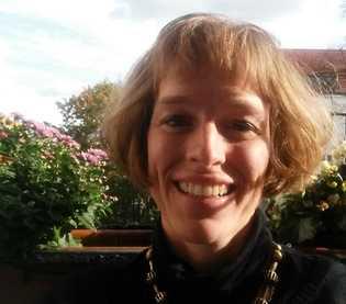 Sigrid Kühlke von Caritas international