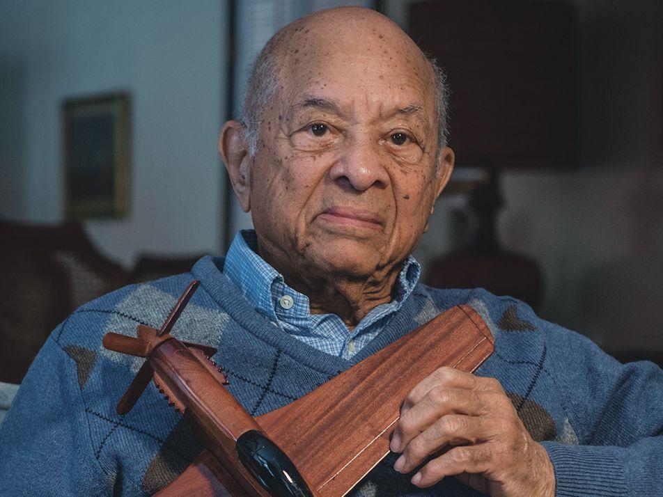 Die letzten Stimmen des Zweiten Weltkriegs: Harry T. Stewart Jr.